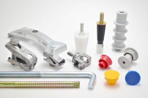 セパレーター付属品および型枠関連商品